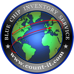 Blue Chip Inventory Services logo